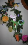 Easter Garland Left Side Upper