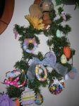 Easter Garland Right Side Upper