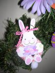 Mini Bunny Hug Wreath
